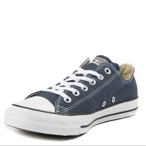 Converse Chuck Taylor Navy All Star Lo Sneaker